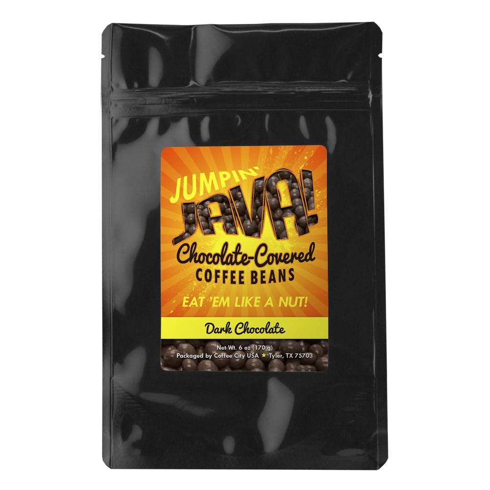 Caffeine Content Of Dark Chocolate Espresso Beans
