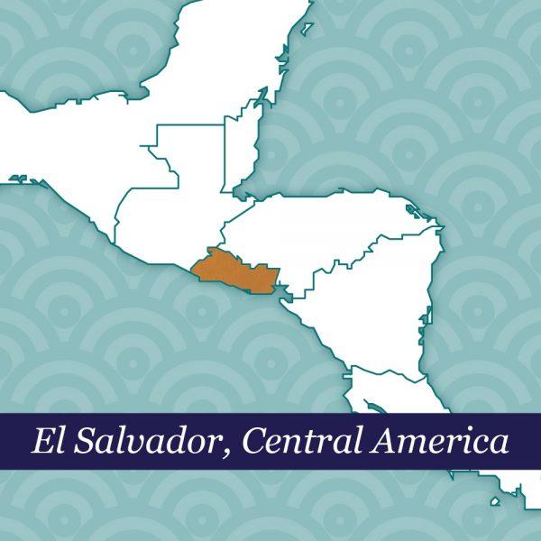 """El Salvador """"Buena Vista"""" coffee"""