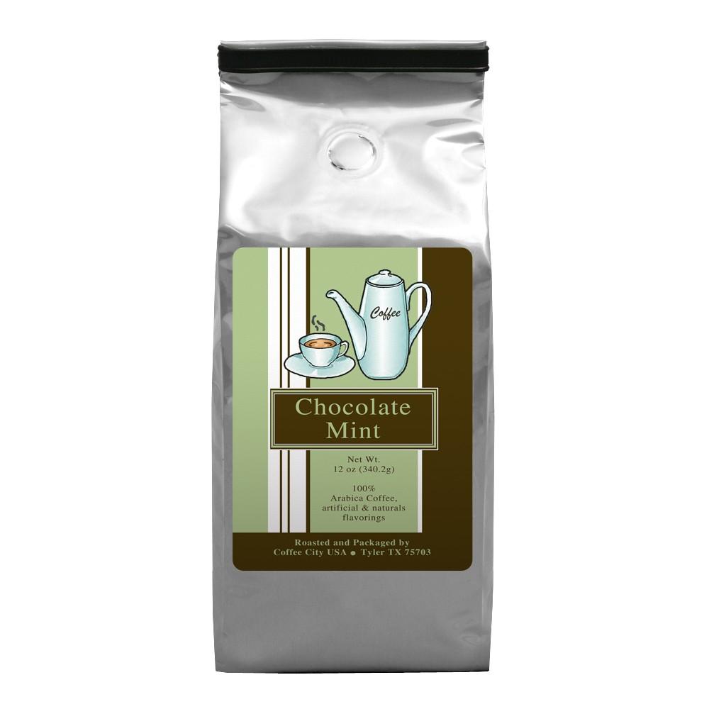 Chocolate Mint 12-oz Classic bag