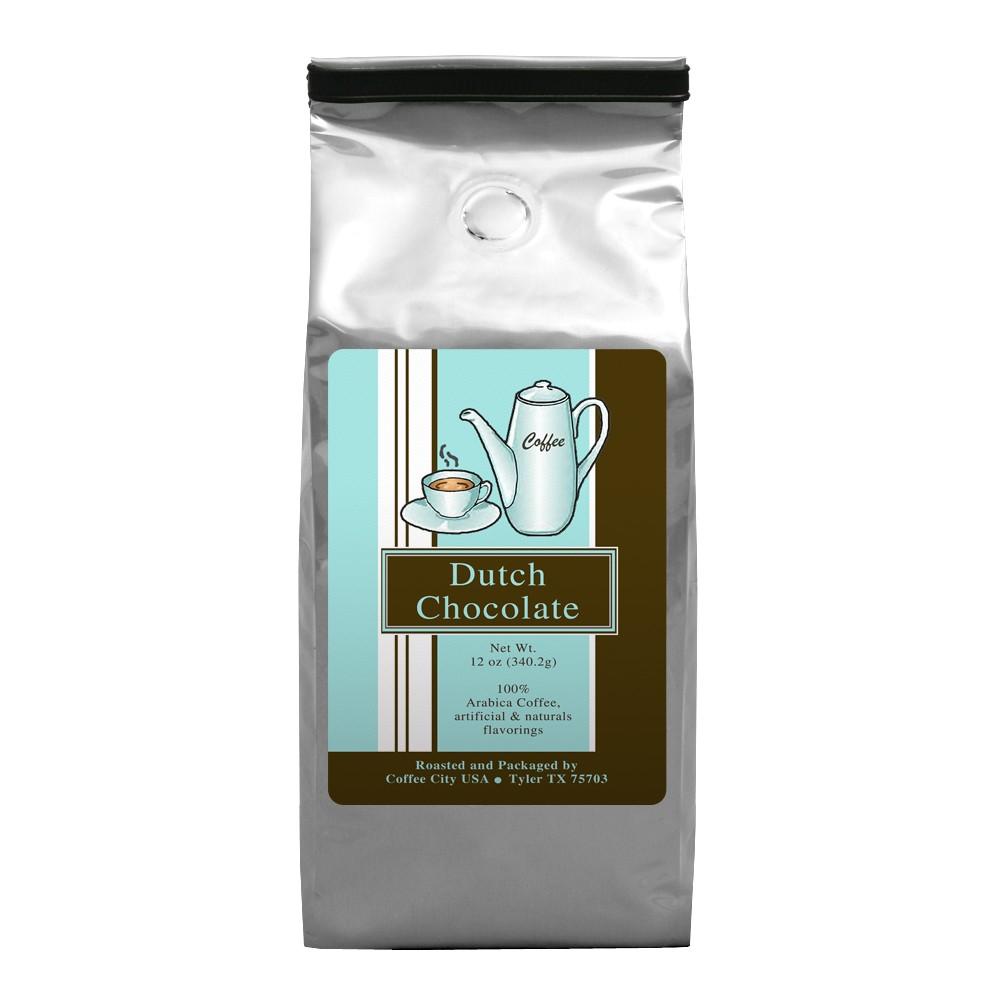 Dutch Chocolate 12-oz Classic bag