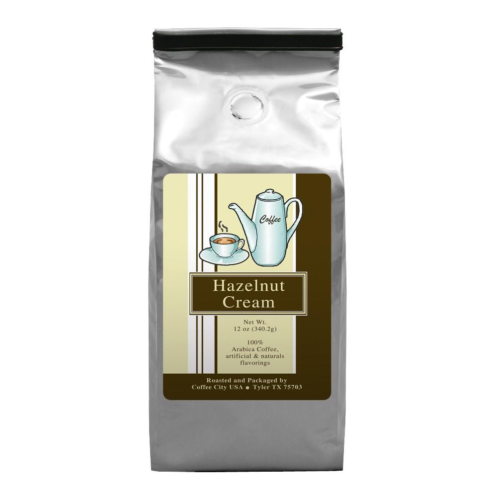 Hazelnut Cream 12-oz Classic bag (decaf available)