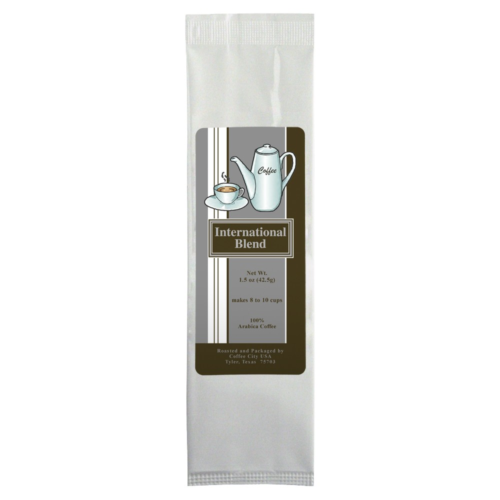 International Blend 1.5-oz Classic bag (decaf available)