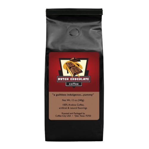 Dutch Chocolate Brownie 12-oz Coffee House bag