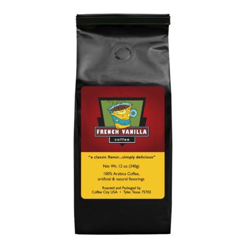 French Vanilla 12-oz Coffee House bag
