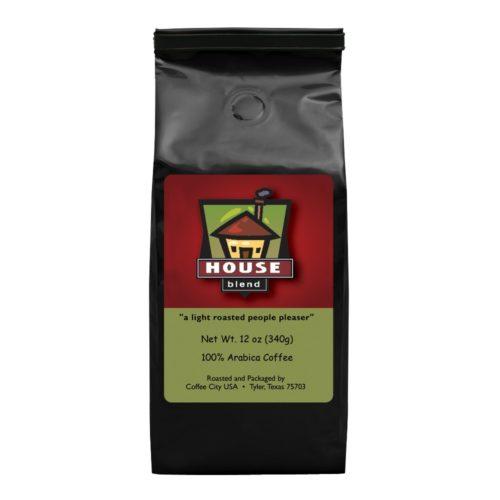 House Blend 12-oz Coffee House bag