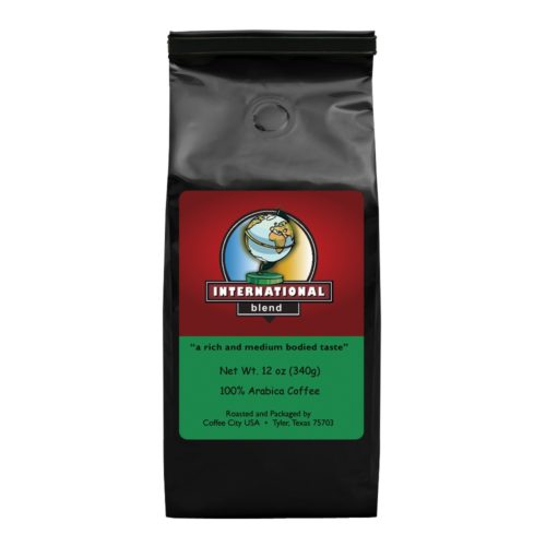 International Blend 12-oz Coffee House bag