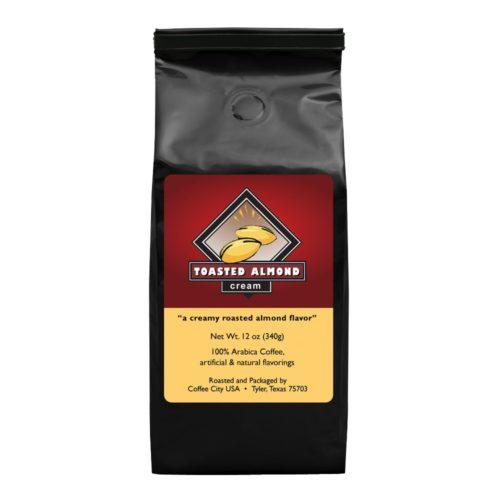Toasted Almond Cream 12-oz Coffee House bag