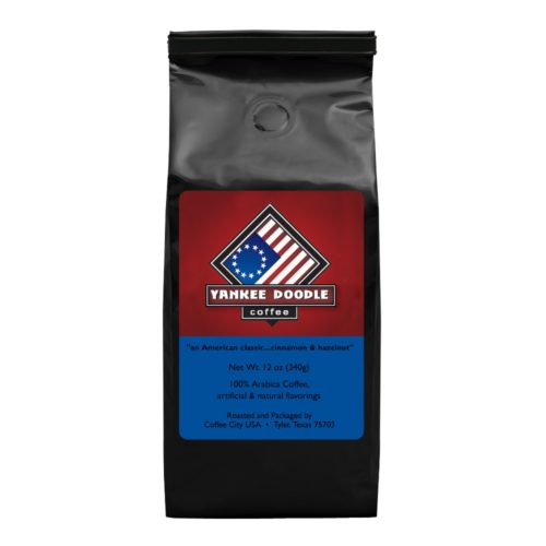 Yankee Doodle 12-oz Coffee House bag