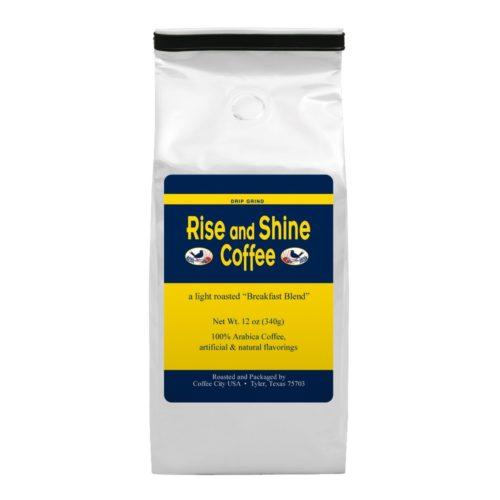 Rise and Shine 12-oz bag