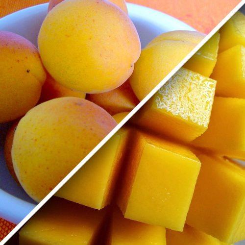 Apricot Mango tea