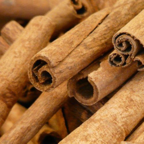 Hot Sweet Cinnamon tea