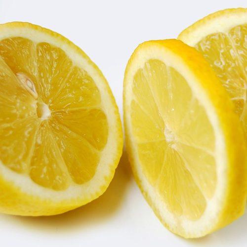 Luscious Lemon tea