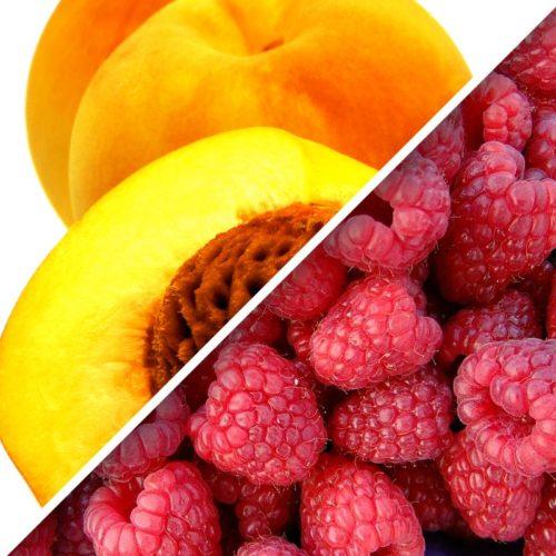 Peach Raspberry tea