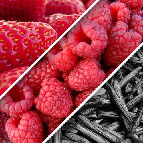 Strawberry Raspberry Vanilla tea