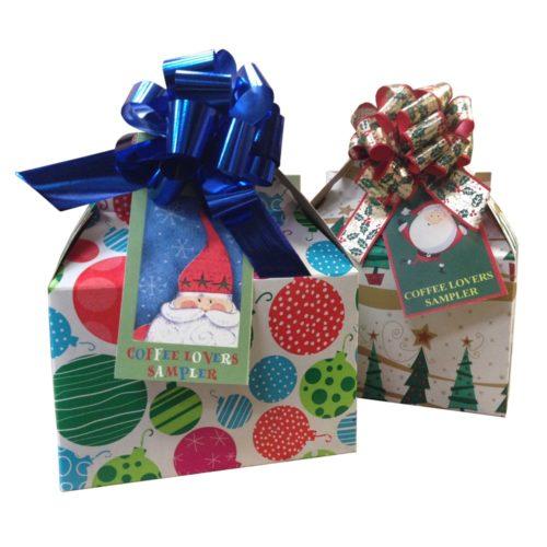 """Coffee Experience"" holiday coffee gift box"