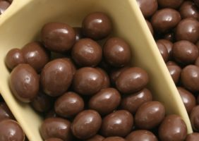 Chocolate-covered coffee beans 5-lb bag