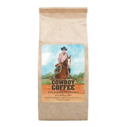 Cowboy Coffee 12-oz bag