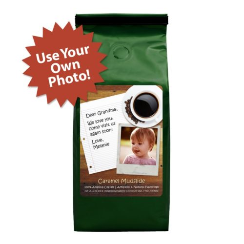 Personalized message 12-oz bag