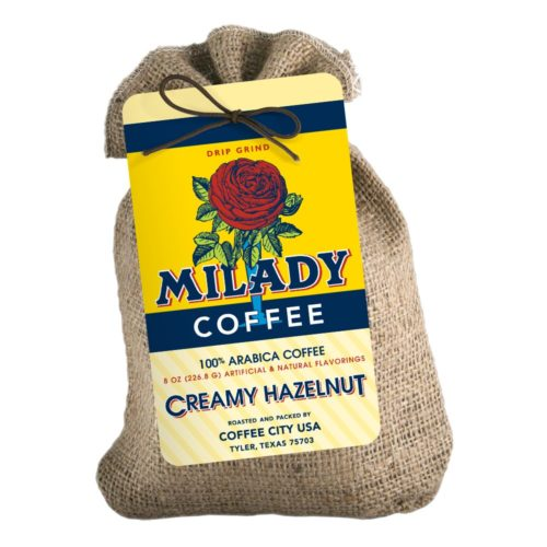 Milady 8-oz burlap