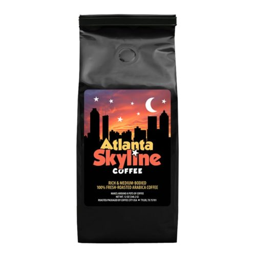 Atlanta Skyline 12-oz bag