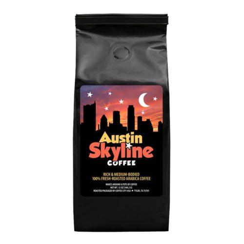 Austin Skyline 12-oz bag
