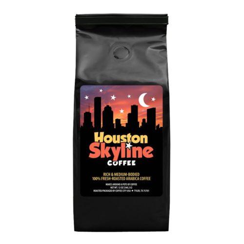 Houston Skyline 12-oz bag