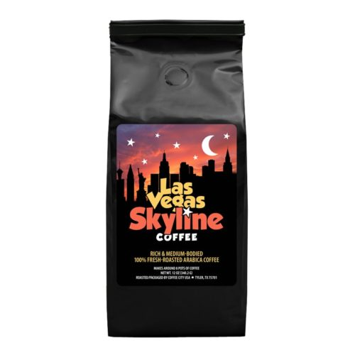 Las Vegas Skyline 12-oz bag