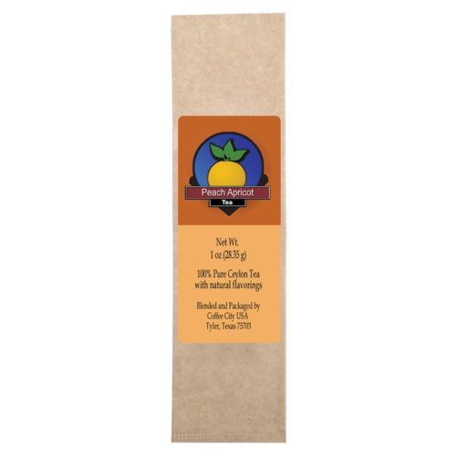 Peach Apricot 1-oz bag