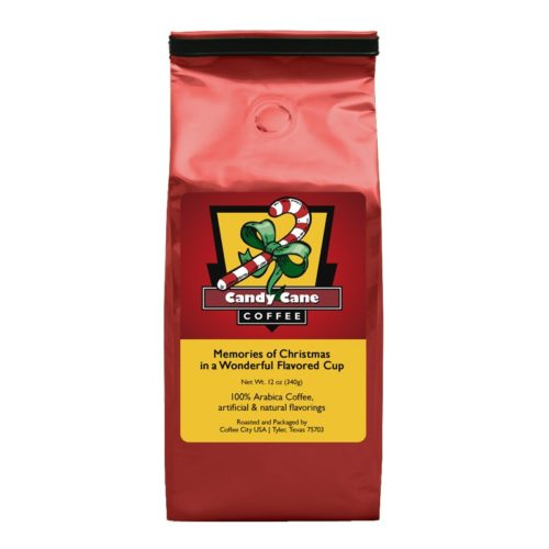 Candy Cane 12-oz Coffee House bag