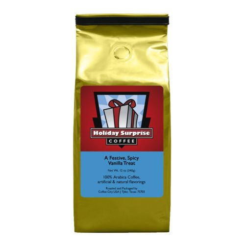 Holiday Surprise 12-oz Coffee House bag
