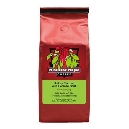 Mistletoe Magic 12-oz Coffee House bag