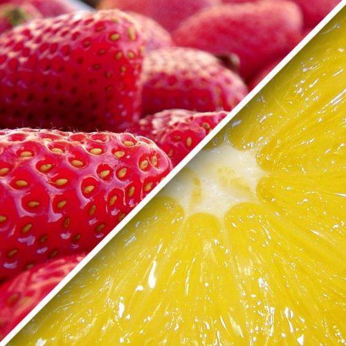 Strawberry Lemonade tea