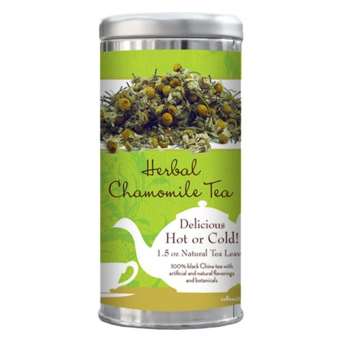 Chamomile tea 1.5-oz tin
