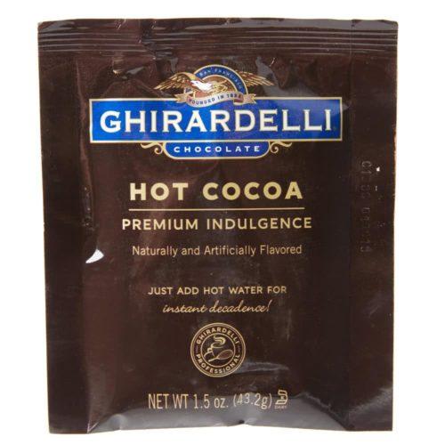 Ghirardelli Cocoa (90-ct case)