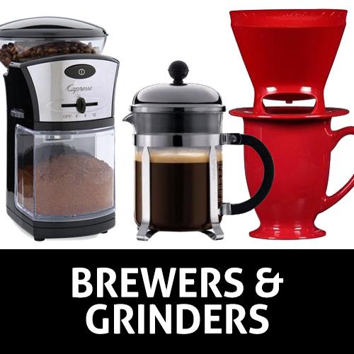 Brewers & Grinders