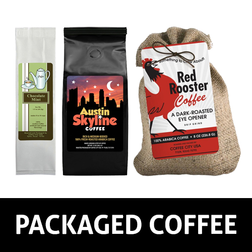 Packaged Coffee