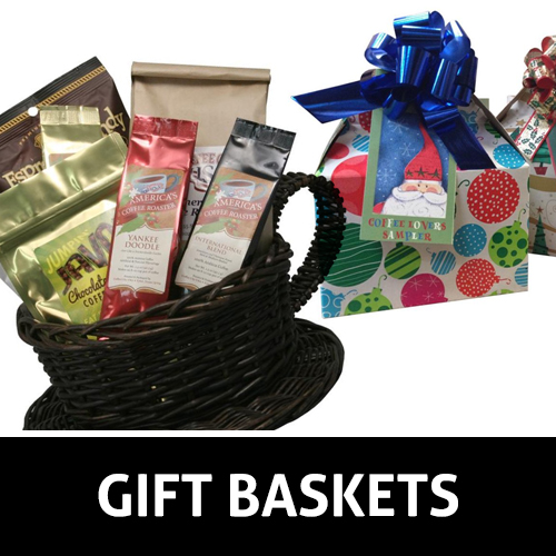 Gift Baskets & Tote Boxes