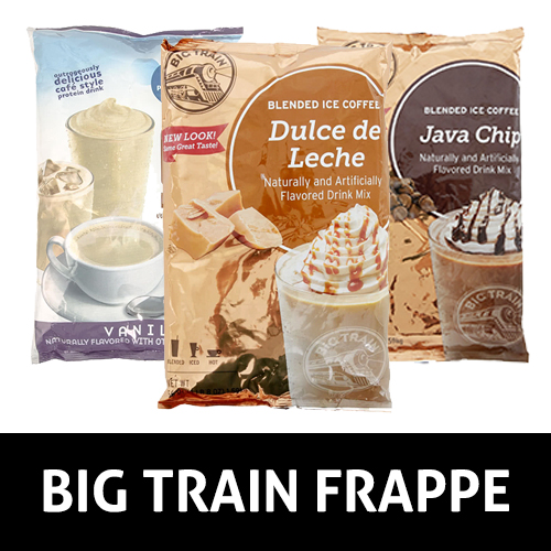 Big Train Frappe