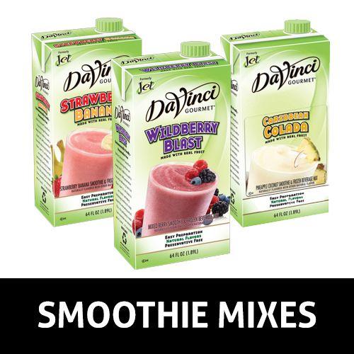 Smoothie Mixes