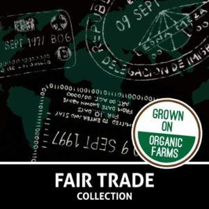 Single Origin and Fair Trade & Organic