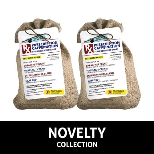 Novelty Burlap Samplers