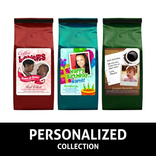 12-oz Personalized Bags