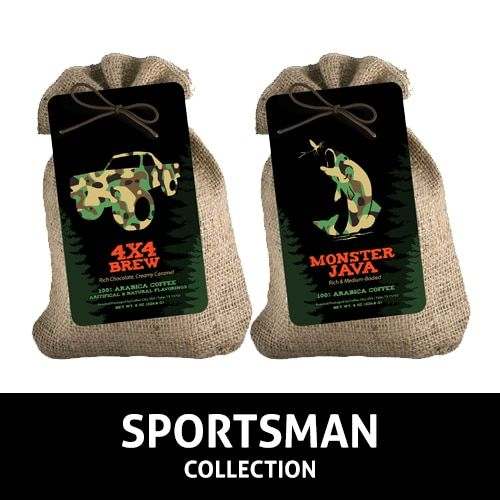 Sportsman 8-oz Burlaps