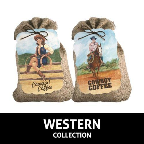 Western 8-oz Burlaps