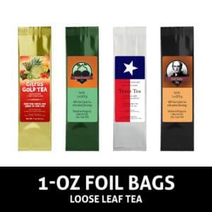 1-oz Foil Bags