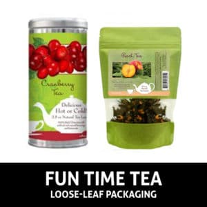 Fun Time Loose-Leaf Packaging