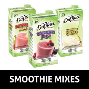 Jet Smoothie Mixes