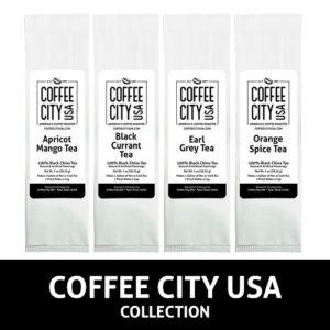 Coffee City USA 1-oz Teas