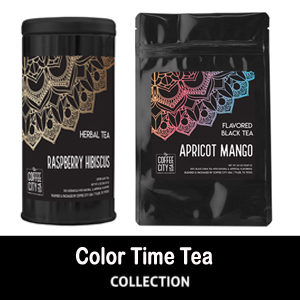 Color Time Tea Collection