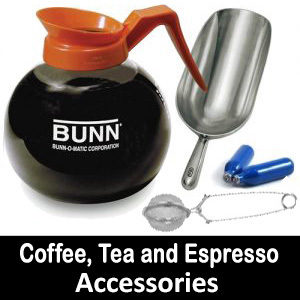 Coffee, Tea & Espresso Accessories